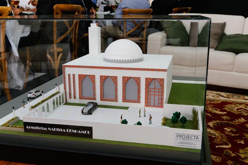 Photo of Inauguração da Mesquita do Jardim Botânico