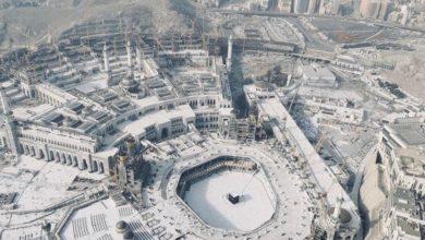 Photo of Arábia Saudita .. As duas mesquitas fecharam de madrugada a madrugada para enfrentar Corona